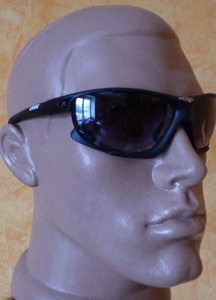 Мультиспортивные очки uvex - hawk со сменными линзами (полный комплект)