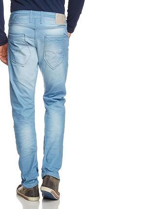 Крутые оригинальные джинсы jack&jones nick lab core jeans