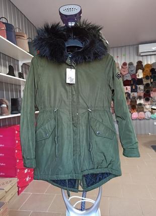 Парка jennyfer, куртка