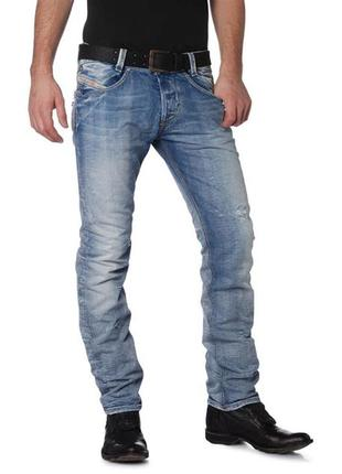 Шикарные оригинальные джинсы diesel safado