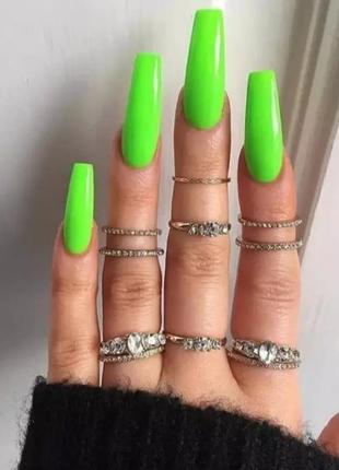 Накладные ногти 😍💅