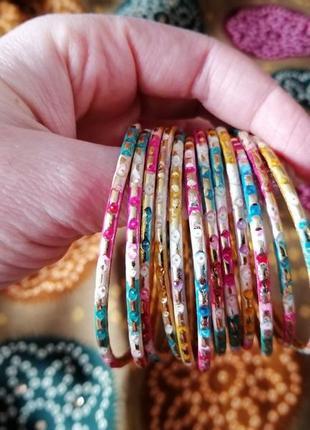 Детские индийские браслеты