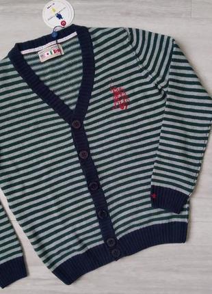 Шерстяной кардиган кофта свитер на пуговицах polo