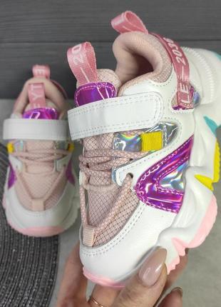 Кроссовки для девочек 35,37