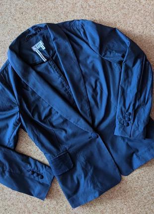 Легкий пиджак блейзер ensoie zurich handmade ручная работа