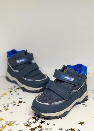 Ботиночки для мальчиков weestep демисезон