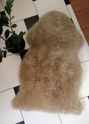 Коврик, килим, овчина