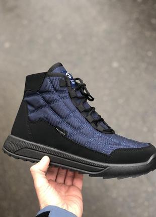 Ботинки термо мужские