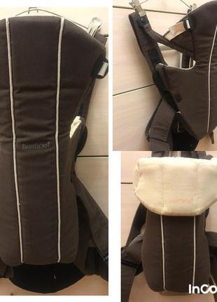 Кенгуру , рюкзак  переноска для детей baby bjorn швеция ,