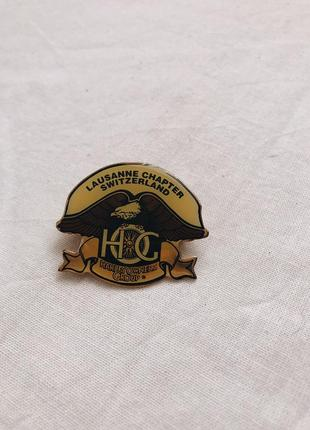 Значки harley davidson/ harley owners group/ харлей дэвидсон