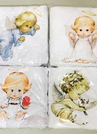 Крыжма пледик одеялко ангел