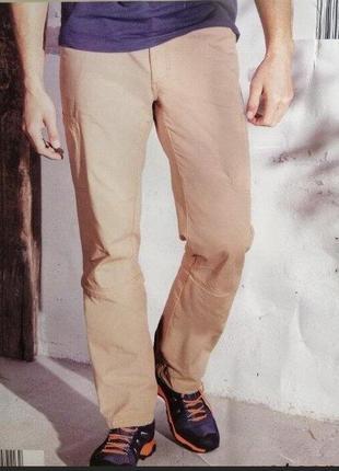 L(54)трекинговые штаны, шорты 2 в 1, watsons, германия