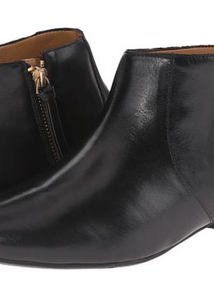 Кожаные ботинки nine west 38 р. оригинал.