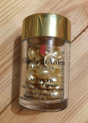 Elizabeth arden капсулы advanced ceramide capsules daily youth restoring