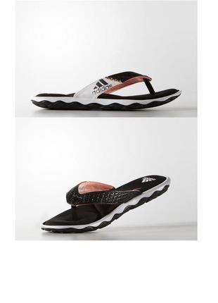 Сланцы anyanda flex на подушке adidas originals 38-39 (25.5) супер шик
