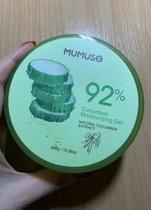 Корейский гель mumuso