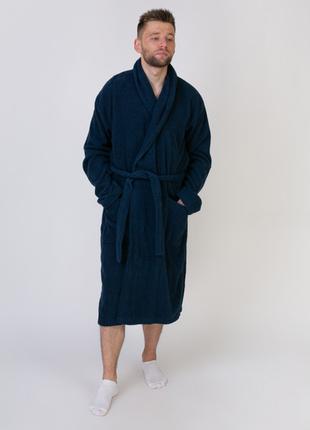 Халат мягкий мужской домашний банный miomare германия m, xxl
