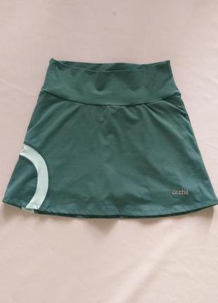 Спортивная юбка шорты 2 в 1 ditchil португалия размер s