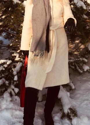 Шуба пальто шубка зимняя