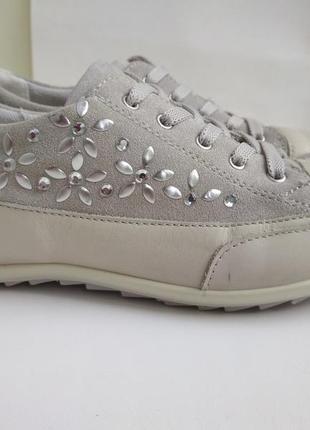 Кожаные туфли (мокасины) primigi италия оригинал.р.34