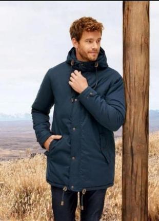 Мужская зимняя куртка парка livergy 56