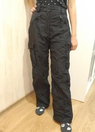 Лыжные штаны брюки женские