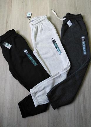 Спортивные мужские тёплые штаны, s,m,l
