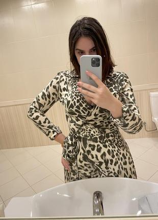 Новое платье diana con furstenberg