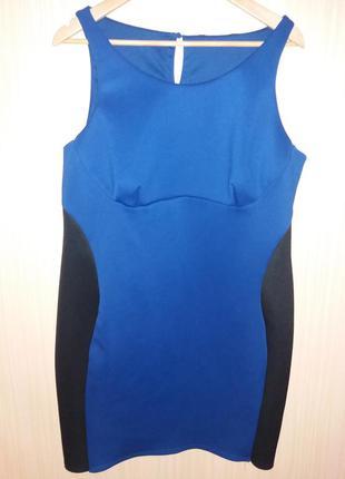 Шикарное платье миди 52 размера