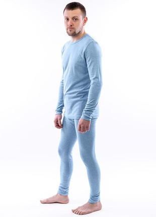 Комплект нижнего белья голубой