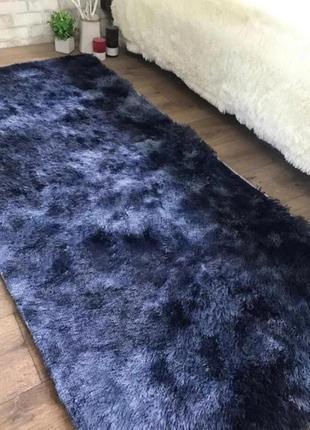 Прикроватный коврик травка