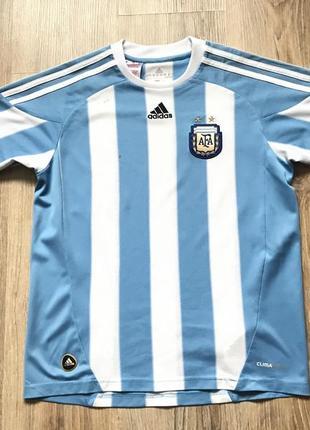 Подростковая джерси adidas argentina afa national team