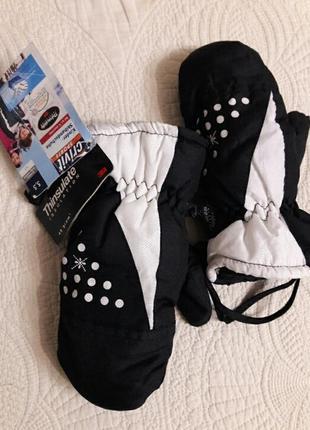 Термо рукавиці краги crivit розмір 5,5 см