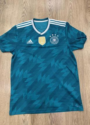 Футбольная футболка германия