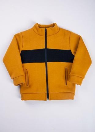 Куртка для мальчика (трехнитка)