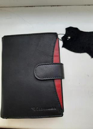 Новый кошелёк портмоне правник кожаный