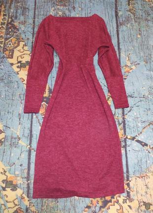 Сукня з рукавом