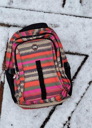 Яскравий рюкзак cfs