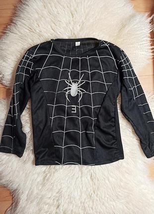 Человек пауки кофточка