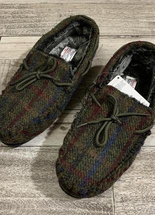 Тапочки harris tweed