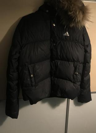 Adidas пуховик курточка