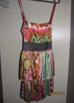 Платье итальянского бренда rinascimento