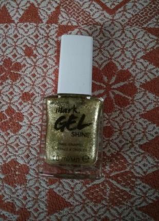 Лак для ногтей avon mark gel prism  гель - эффект