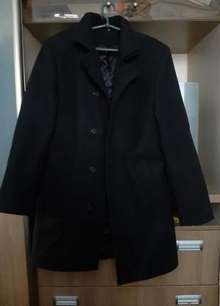 Мужское пальто 48р