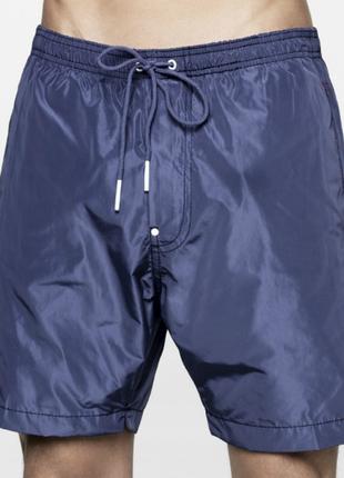 Шорты из свежих коллекций g-star raw ® correct line blue beach swim shorts men's
