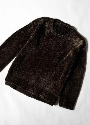 Теплый мягенький свитер кофта
