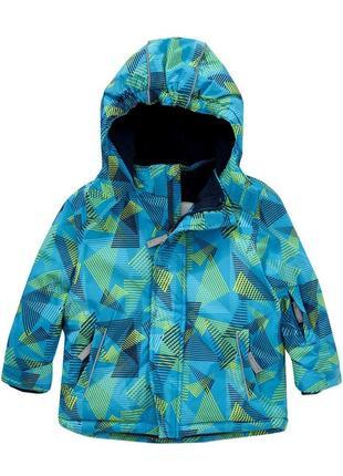 Новая зимняя куртка topolino 98-104 см 110-116 см термокуртка тополино