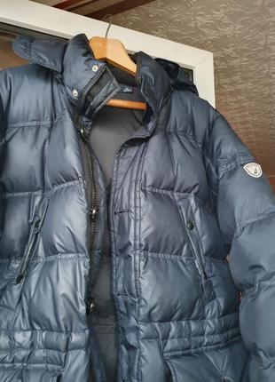 Пуховик nautika original + фирменная куртка в подарок!