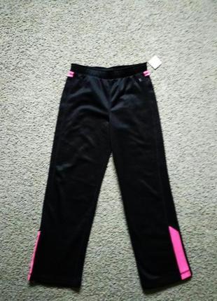 Спортивные штаны утепленные размер  146-152