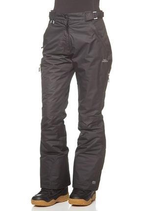 Зимние женские лыжные брюки штаны trespass tp-50 42-48 рр m для спорта